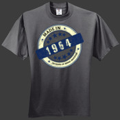 50 Years Of Awesome - HiDensi T 100% Cotton T Shirt
