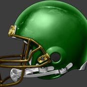 FOOTBALL HELMET 2 Thumbnail